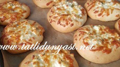 Peynirli Nefis Poğaça Tarifi