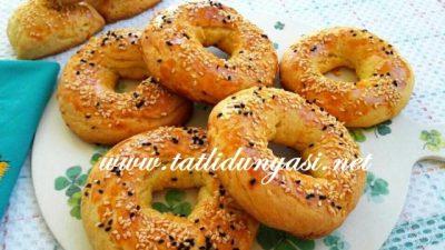 Peynirli Simit Tarif