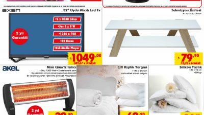 Şok Market 28 Kasım 2018 Süper Katalog Ürünler