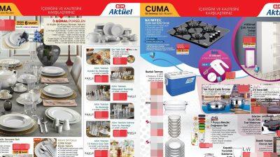 2 Temmuz Bim Market Süper Aktüel Ürünler